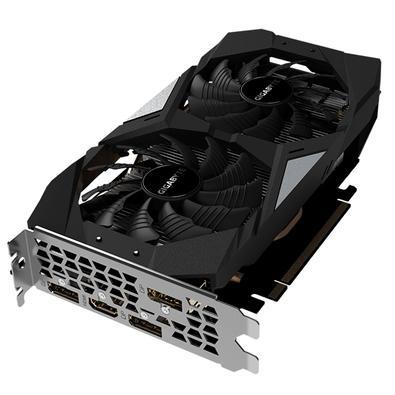 Placa de Vídeo Gigabyte NVIDIA GeForce RTX 2060 OC 6G, GDDR6 - GV-N2060OC-6GD