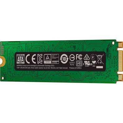 SSD Samsung 860 EVO 250GB M.2, Leitura 550MB/s, Gravação 520MB/s - MZ-N6E250BW