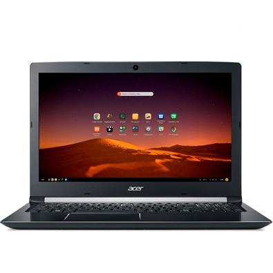 Notebook Acer Aspire 5, Intel Core i5-7200U, 8GB, 2TB, Linux, 15.6´ - A515-51-51JW