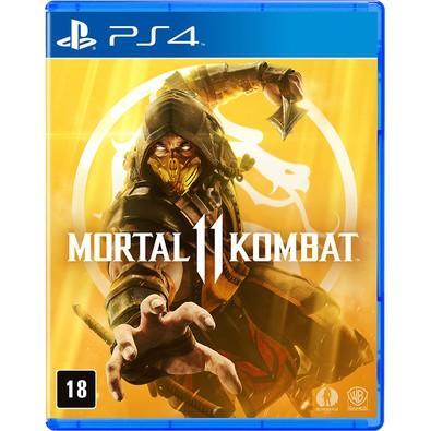 Game Mortal Kombat 11 PS4