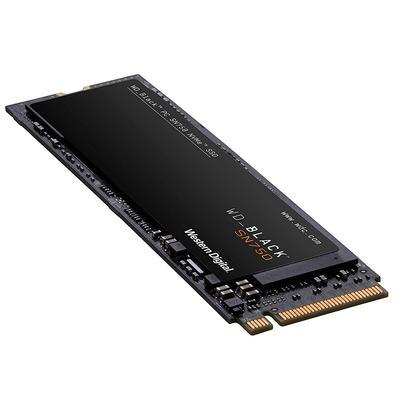 SSD WD Black, 1TB, M.2, Leitura 3470MB/s, Gravação 3000MB/s - WDS100T3X0C