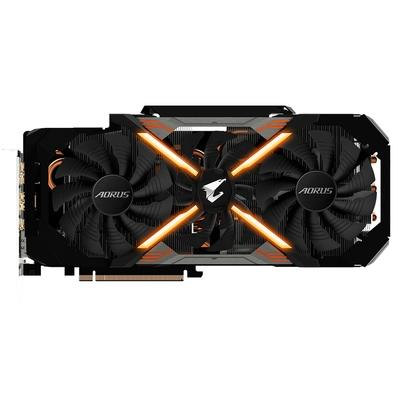 Placa de Vídeo Gigabyte NVIDIA GeForce RTX 2060 Aorus Xtreme 6G, GDDR6 - GV-N2060AORUS X-6GC