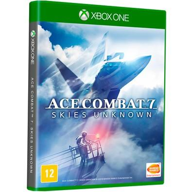 Game Ace Combat 7 Skies Unknown Xbox One