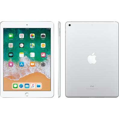 iPad 6 128GB, Tela 9.7´, Wi-Fi, Prata - MR7K2BZ