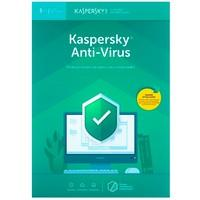 Kaspersky Antivírus 2019 3 PCs - Digital para Download