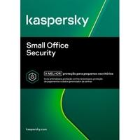 Kaspersky Small Office Security 2020 6 Multidispositivos 10 PCs + 10 Mobile + 1 Server - Digital para Download