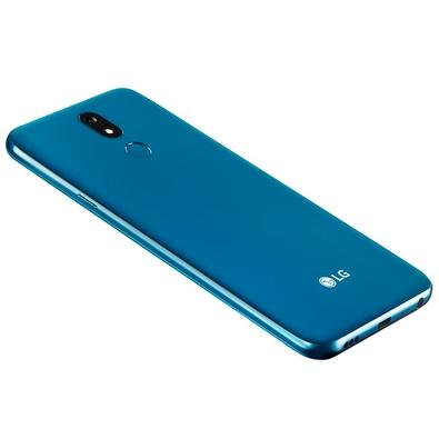 Smartphone LG K12+ 32GB, 16MP, Tela 5.7´, Azul - LMX420BMW