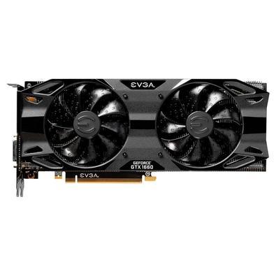 Placa de Vídeo EVGA NVIDIA GeForce GTX 1660 XC Ultra Gaming 6GB, GDDR5 - 06G-P4-1167-KR