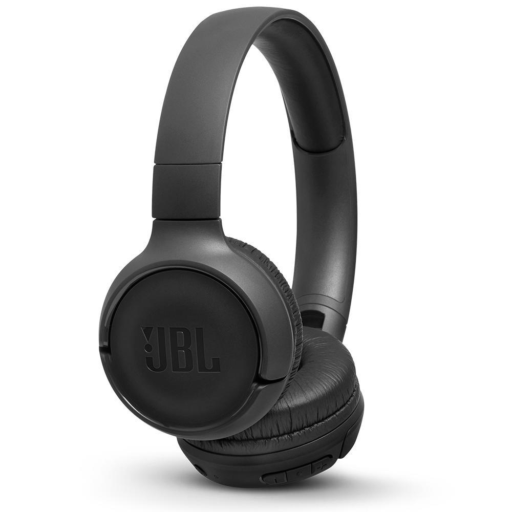 Fone de Ouvido JBL Tune, Bluetooth, Preto – JBLT500BTBLK