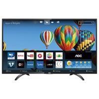 Smart TV LED 32´ AOC, 2 USB, 3 HDMI, Wi-Fi - LE32S5970S