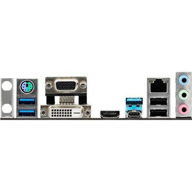 Placa-Mãe ASRock Z390 Phantom Gaming 4, Intel LGA 1151, ATX, DDR4 - 90-MXB8X0-A0UAYZ