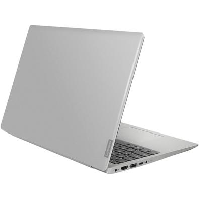 Notebook Lenovo 330S, Intel Core i5-8250U, 8GB, SSD 256GB, AMD Radeon RX 535 2GB, Windows 10 Pro, 15´, Prata - 81JV0000BR