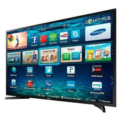 Smart TV LED 32´ Samsung, 2 HDMI, USB, Wi-Fi - LH32BENELGA/ZD