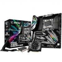 Placa-Mãe MSI MEG X299 Creation, Intel LGA 2066, eATX, DDR4