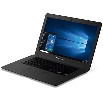 Notebook Multilaser Legacy Cloud, Intel Atom x5-Z8350, 2GB, 64GB, Windows 10, 14´ - PC107