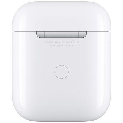 Estojo de Recarga Apple Sem Fio para AirPods, Branco - MR8U2BE/A