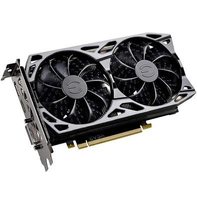 Placa de Vídeo EVGA NVIDIA GeForce GTX 1660 SC Ultra Gaming 6GB, GDDR5 - 06G-P4-1067-KR