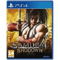 Game Samurai Shodown PS4