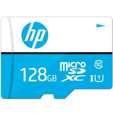 Cartão de Memória HP, 128GB, SDXC UHS-I - HFUD128-1U1BA