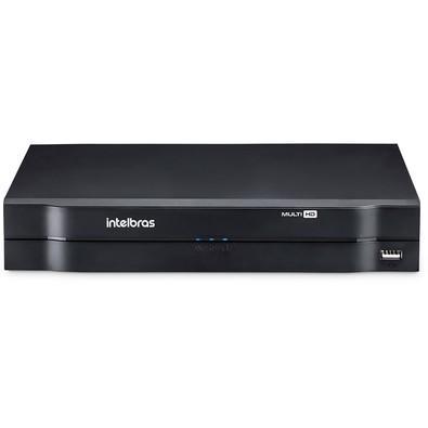 DVR Intelbras Multi HD 04 CH sem HD MHDX 1104 - 4580326