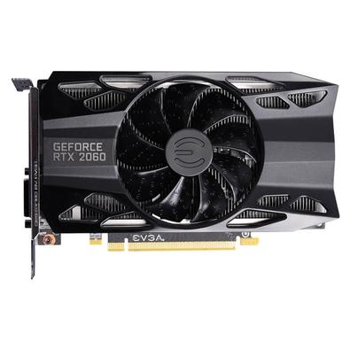 Placa de Vídeo EVGA NVIDIA GeForce RTX 2060 SC Gaming, 6GB, GDDR6 - 06G-P4-2062-KR