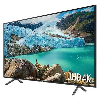Smart TV LED 49´ UHD 4K Samsung, 3 HDMI, 2 USB, Wi-Fi, HDR - UN49RU7100GXZD