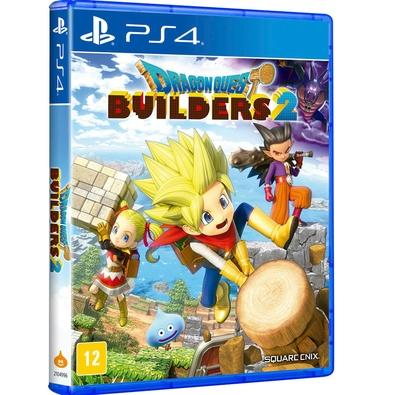 Game Dragon Quest Buiders 2 PS4