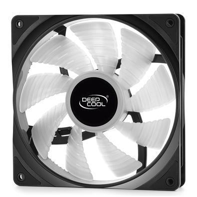 Cooler FAN Deepcool RF 140, 140mm, RGB - DP-FRGB-RF140-1C