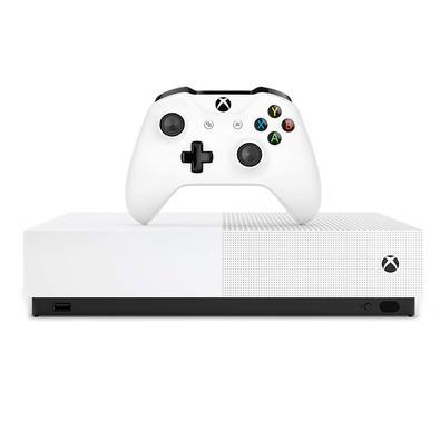 Console Microsoft Xbox One S All Digital Edition 1TB Branco - NJP-00029