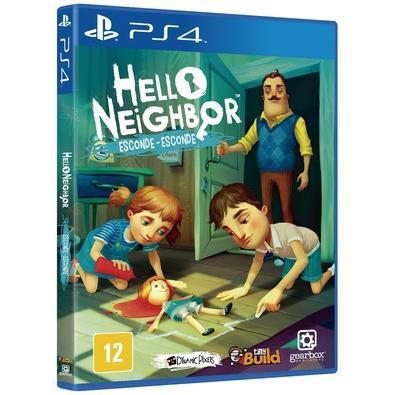 Game Hello Neighbor Esconde Esconde PS4