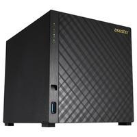 Storage Asustor NAS, Sem Disco, 4 Baias - AS1004T V2
