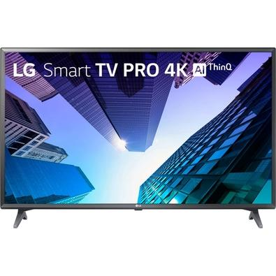 Smart TV LED 49´ 4K LG, 3 HDMI, 2 USB, ThinQ AI - 49UM731C0SA.BWZ