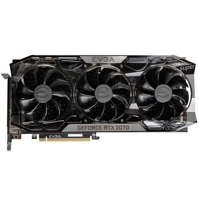 Placa de Video EVGA GeForce RTX 2070 Super FTW3 Ultra Gaming, 8GB, GDDR6 - 08G-P4-3277-KR