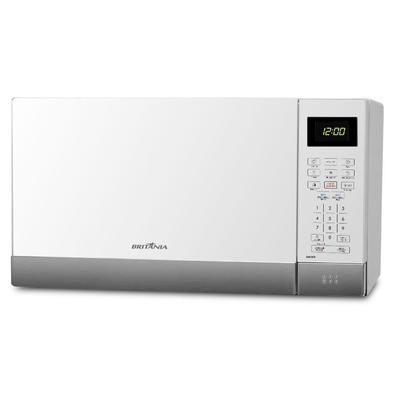 Micro-ondas Britânia, 26L, 1400W, 220V, Branco - BMO26IB