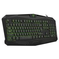 Teclado Gamer T-Dagger Minesweeping, LED, US - T-TGK103