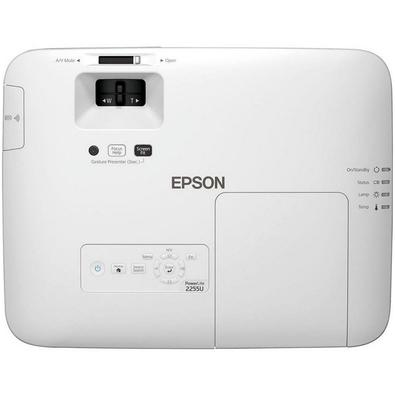 Projetor Epson Powerlite X41+ 3600 Lumens HDMI USB Wi-Fi - V11H843024