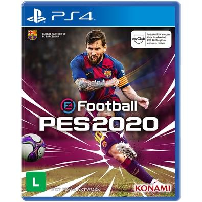 Game eFootball PES 2020 PS4