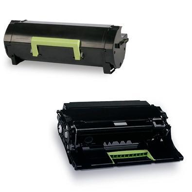 Toner Lexmark 504H Preto - 50F4H00