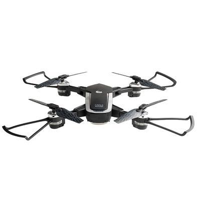 Drone Multilaser Eagle, FPV, Flips em 360°, Alcance Máx 80m, com Controle Remoto, Preto/ Prata - ES256