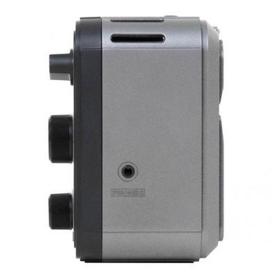 Rádio Portátil Semp Toshiba TR849, AM/FM, USB, MP3, Preto - 62660