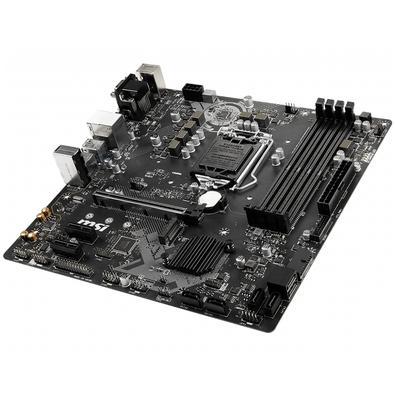 Placa-Mãe MSI, Intel LGA-1151, mATX, DDR4 - B365M PRO-VDH