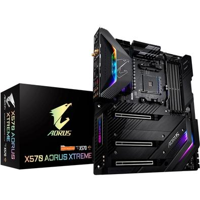 Placa-Mãe Gigabyte X570 Aorus Xtreme, AM4, eATX, DDR4