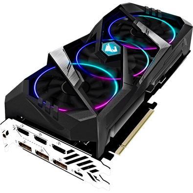 Placa de Vídeo Aorus NVIDIA GeForce RTX 2060 Super, 8GB, GDDR6 - GV-N206SAORUS-8GC