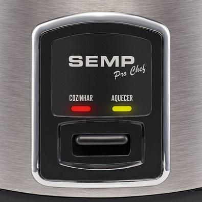 Panela Elétrica de Arroz Semp Grand Chef, 220V - PA6017PT2