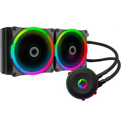 Water Cooler Gamemax  Iceberg 240 Rainbow, 120mm, RGB