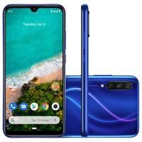 Smartphone Xiaomi Mi A3, 64GB, 48MP, Tela 6.088´, Azul + Capa - CX280AZU