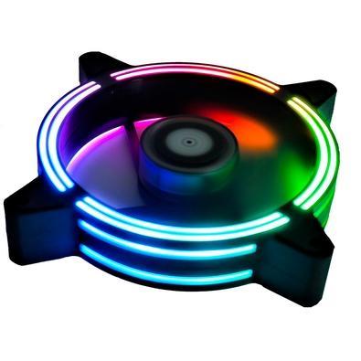 Kit Cooler FAN Rise Mode Tornado, 120mm, RGB - RM-TO-02-RGB