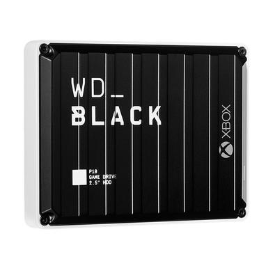 HD Externo WD Portátil Game Drive P10 3TB para Xbox One - WDBA5G0030BBK-WESN