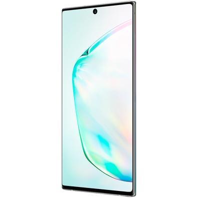 Smartphone Samsung Galaxy Note10+, 256GB, 16MP, Tela 6.8´, Prata + Caneta - SM-N975FZSJZTO