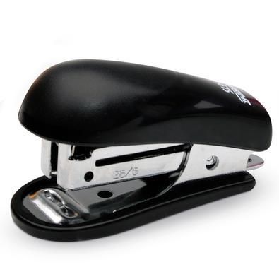 Mini Grampeador Plástico Maxprint MX-G15, 26/6 e 24/6, 15 folhas - 714154